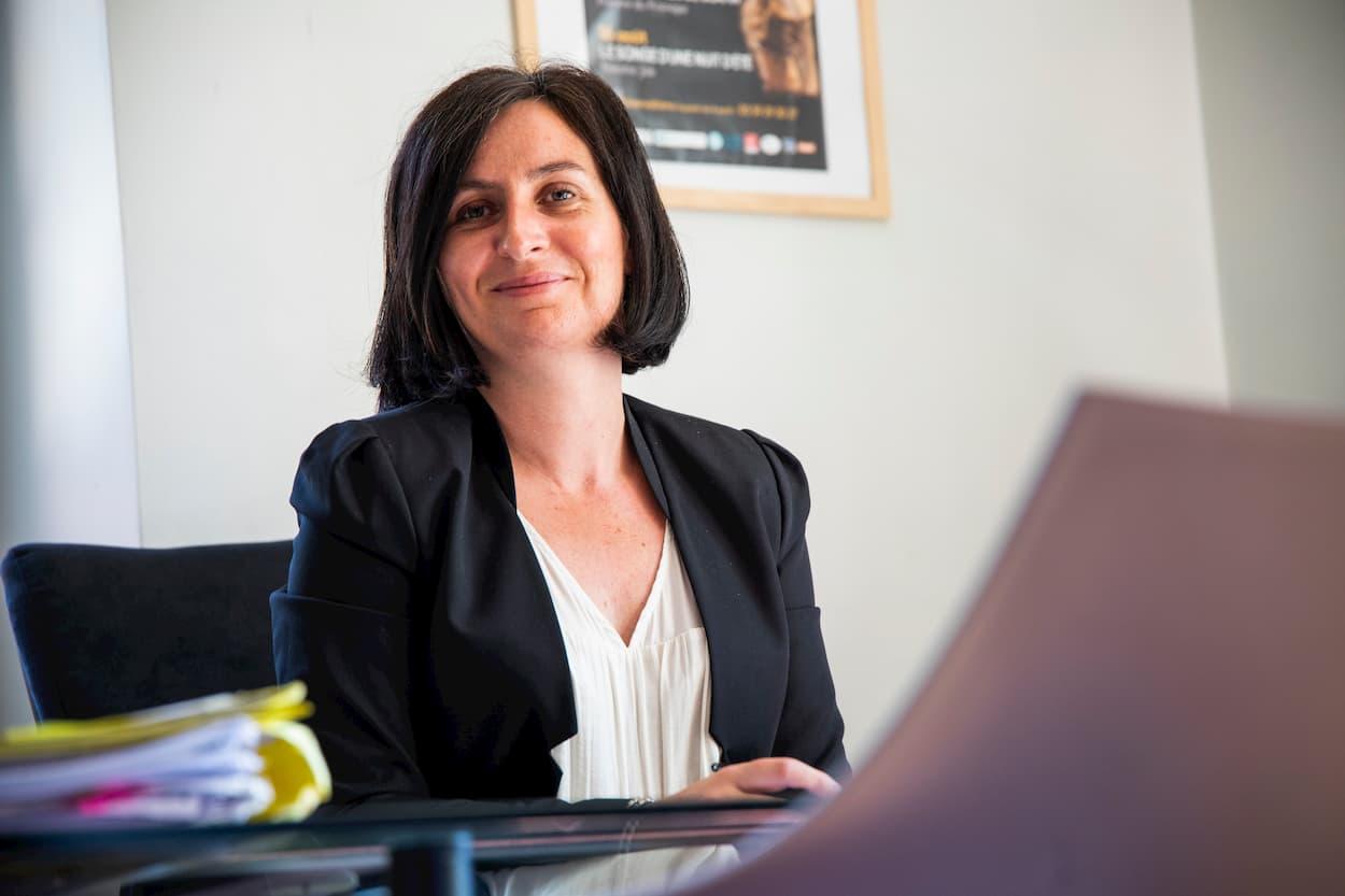 Maître Nathalie PIGNOUX avocate au cabinet Advocare
