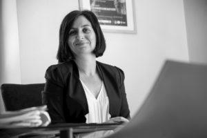 Maître Nathalie PIGNOUX avocate