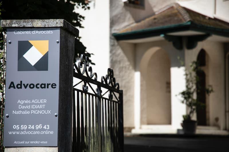Cabinet d'avocat Advocare à Biarritz